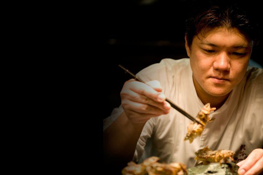 migliori chef del mondo Seiji Yamamoto