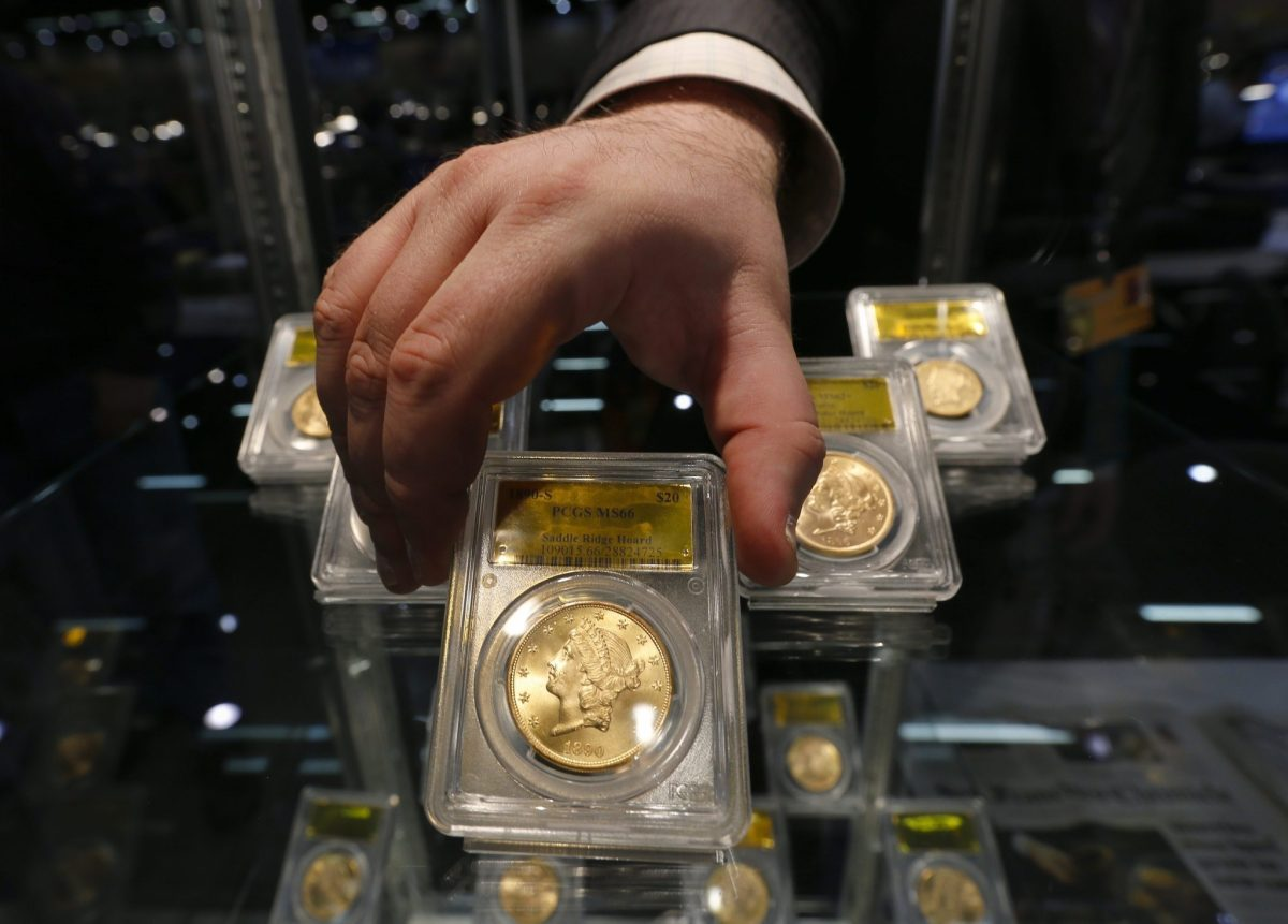 California couple finds buried gold coins worth 10 million dollars