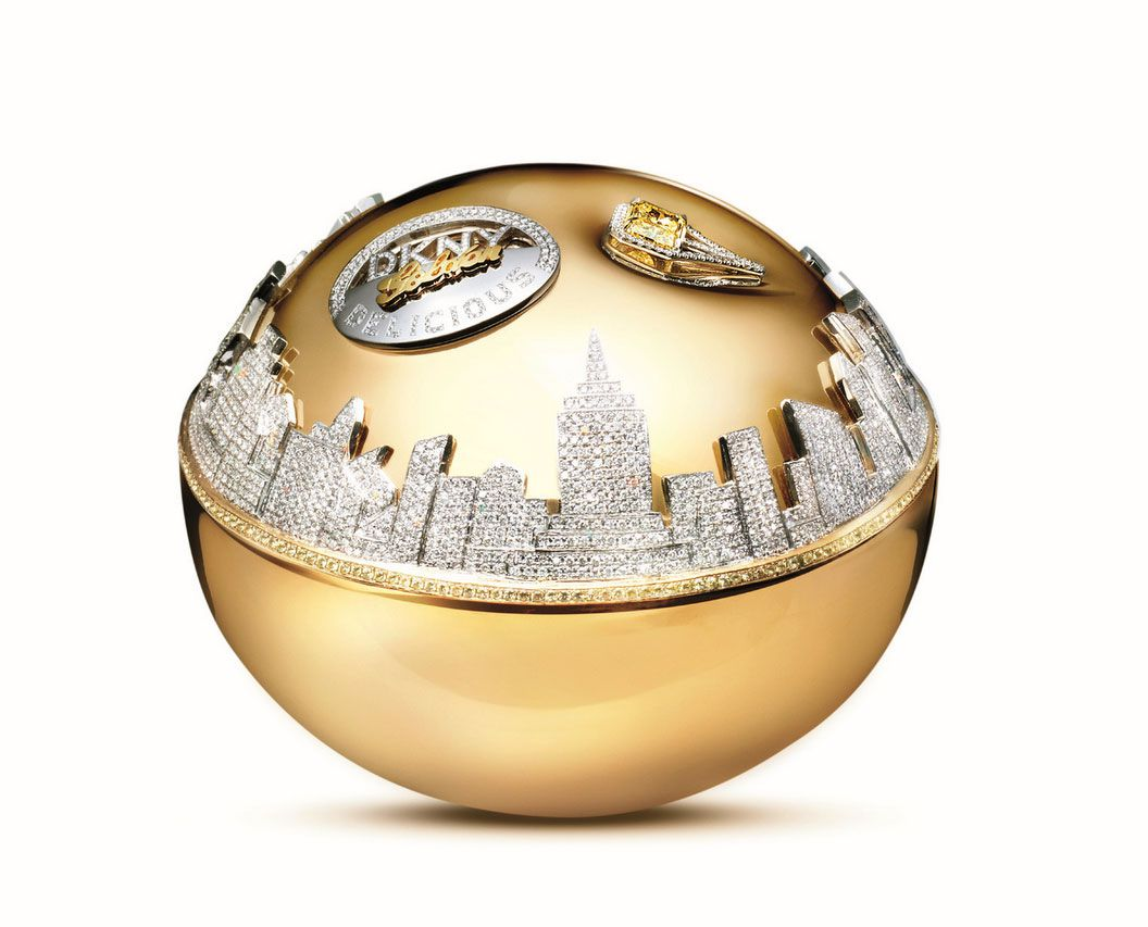 profumi di nicchia costosi dkny golden delicious