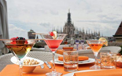 I 14 aperitivi in terrazza più esclusivi di Milano