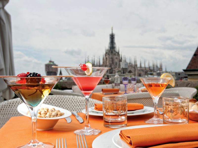 terrazza aperitivo Milano