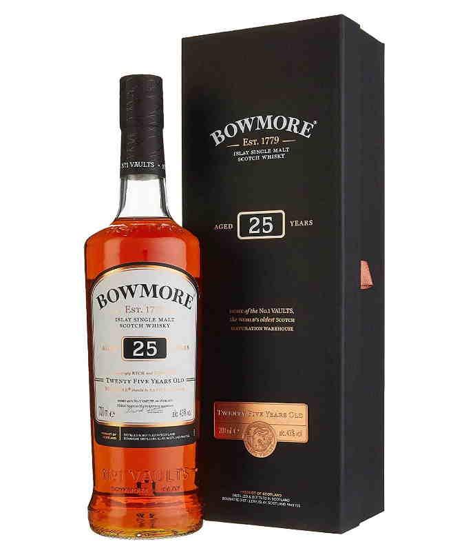 Whisky Bowmore 25 yo