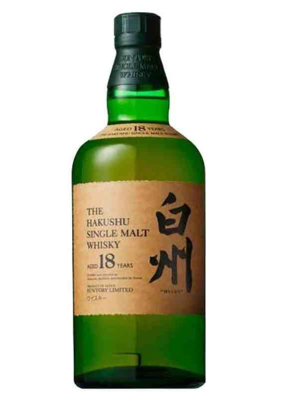 Whisky Hakushu 18 yo