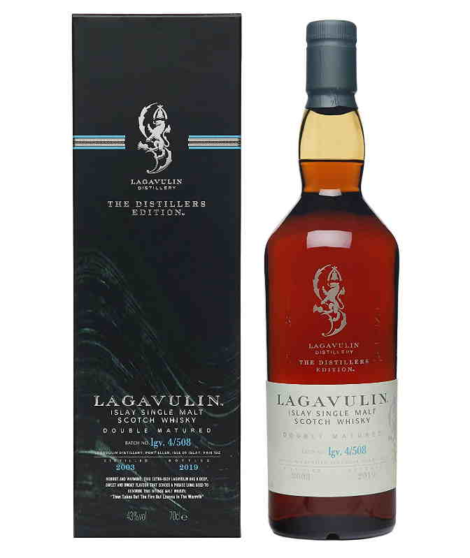 Whisky Lagavulin limited edition