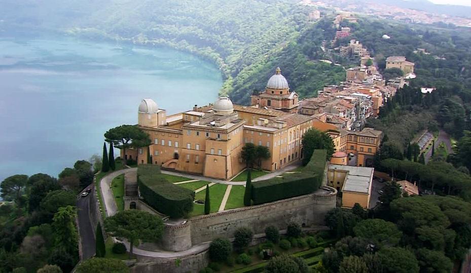 10 Castel Gandolfo