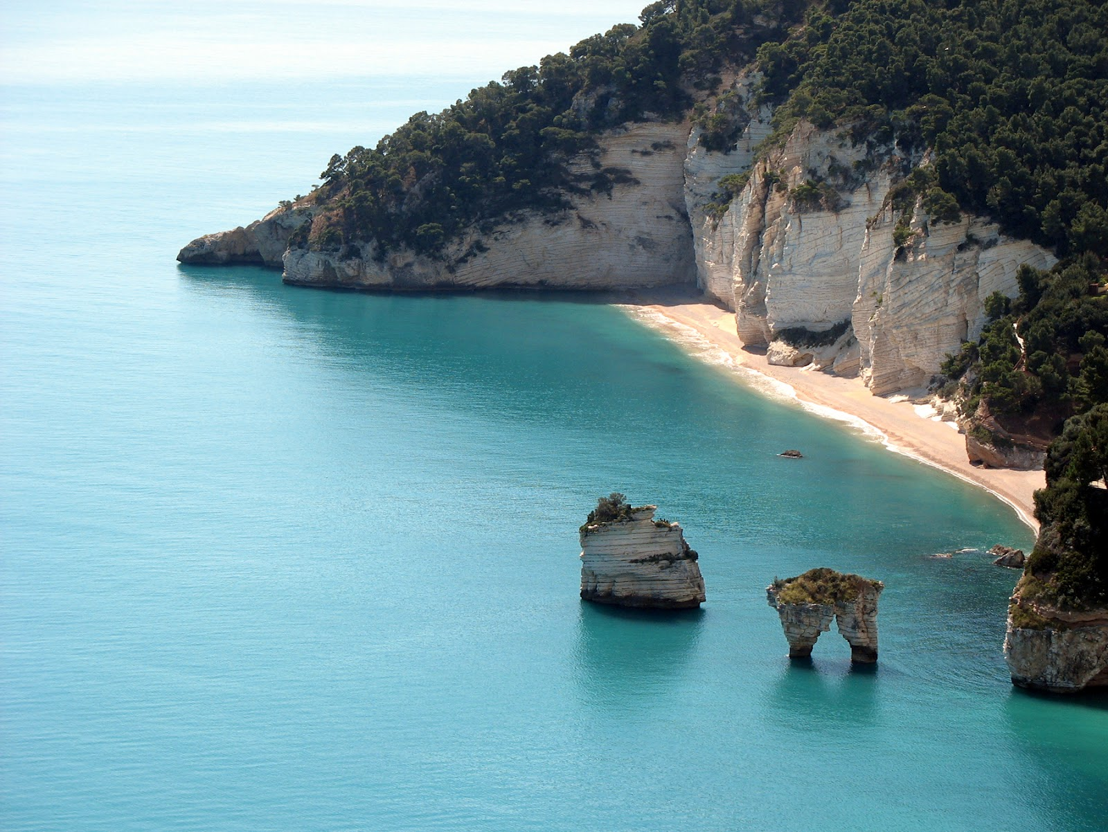 Baia delle Zagare Puglia
