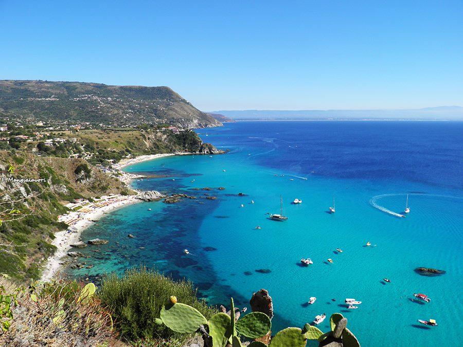 Baia di Grotticelle Calabria