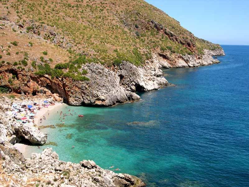Cala Capreria Sicilia