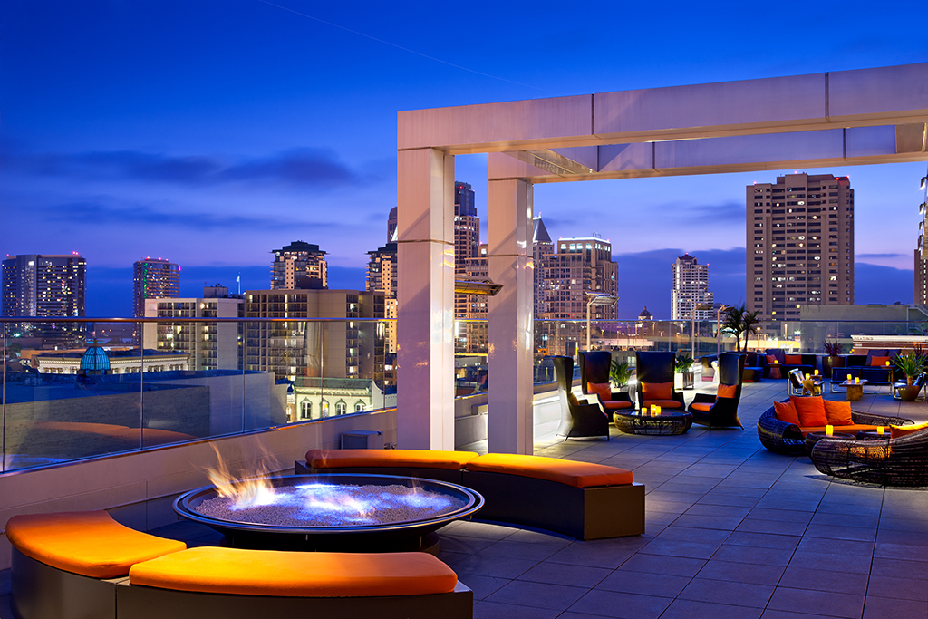 Aperitivi in terrazza a New York: i migliori rooftop