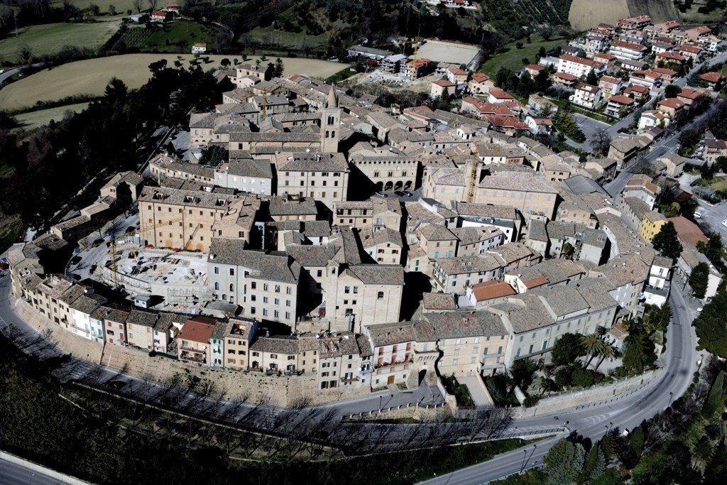 Il borgo di Montecassiano