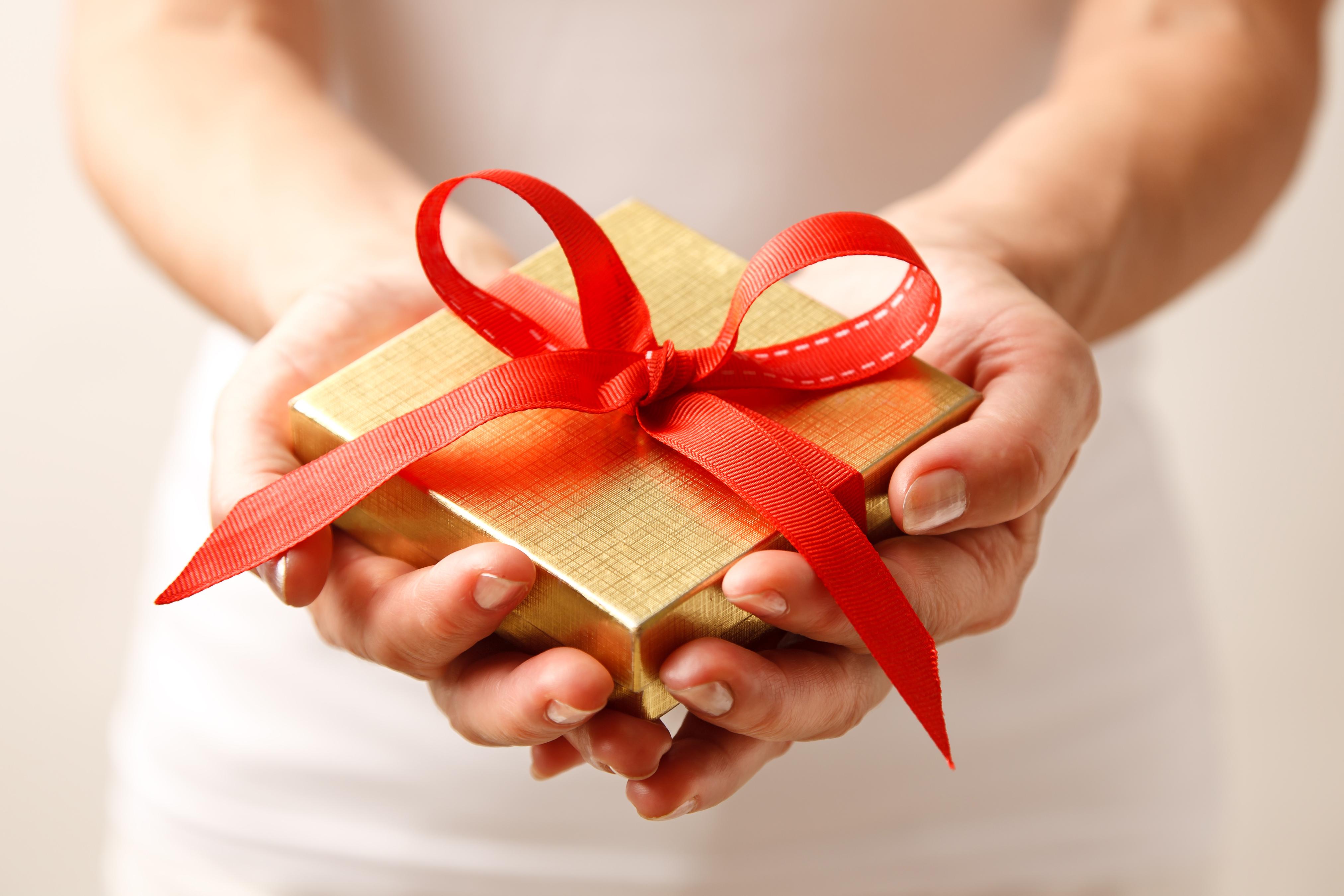 La gestione dei cadeaux