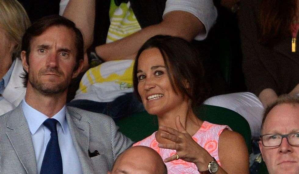 Pippa Middleton e fidanzato