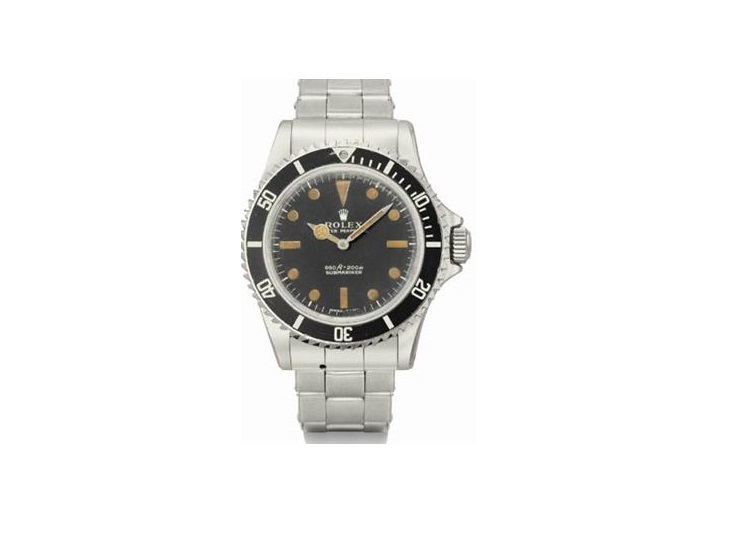 Rolex 5513 James Bond del 1973