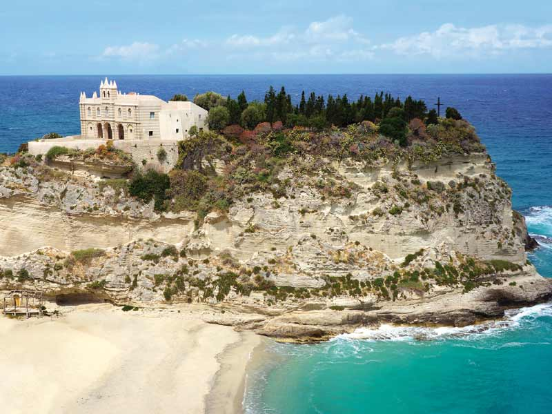 Spiaggia di Marina dell'Isola - Calabria