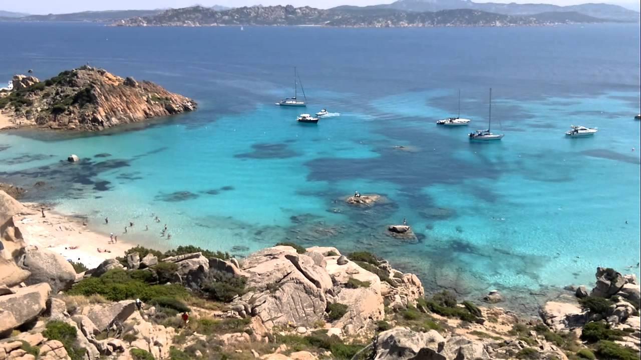 Spiaggia Cala Corsara Sardegna spiagge più belle d'italia
