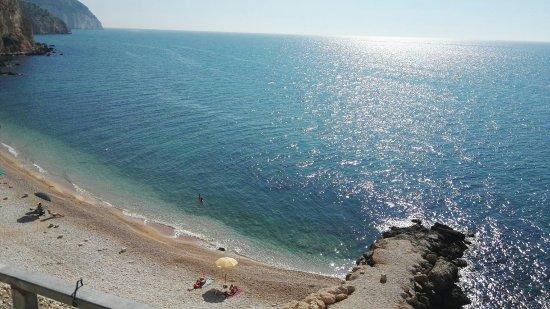 Spiaggia Punta Rossa Puglia foggia spiagge più belle d'italia