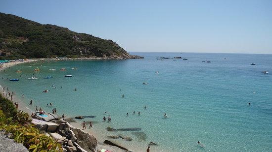 Spiaggia di Cavoli Elba spiagge più belle d'italia