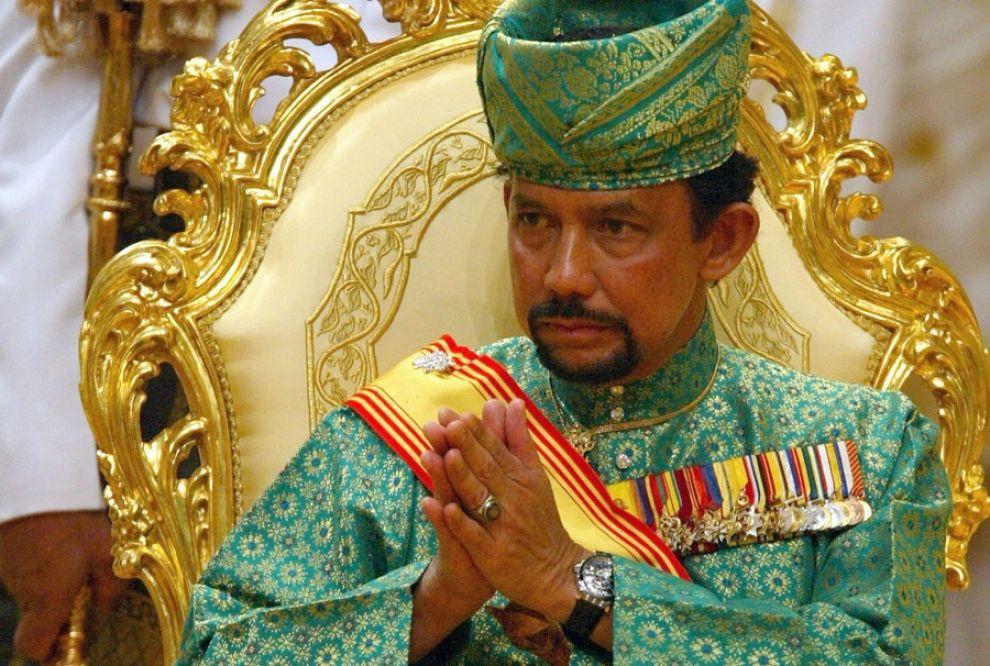 Sultano del Brunei Hassanal Bolkiah