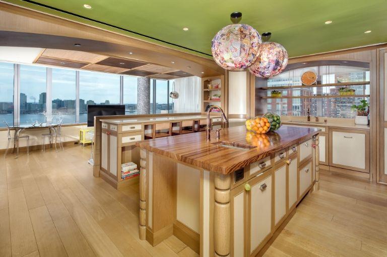 Tyra Banks vende il suo lussuoso appartamento di Manhattan (4)