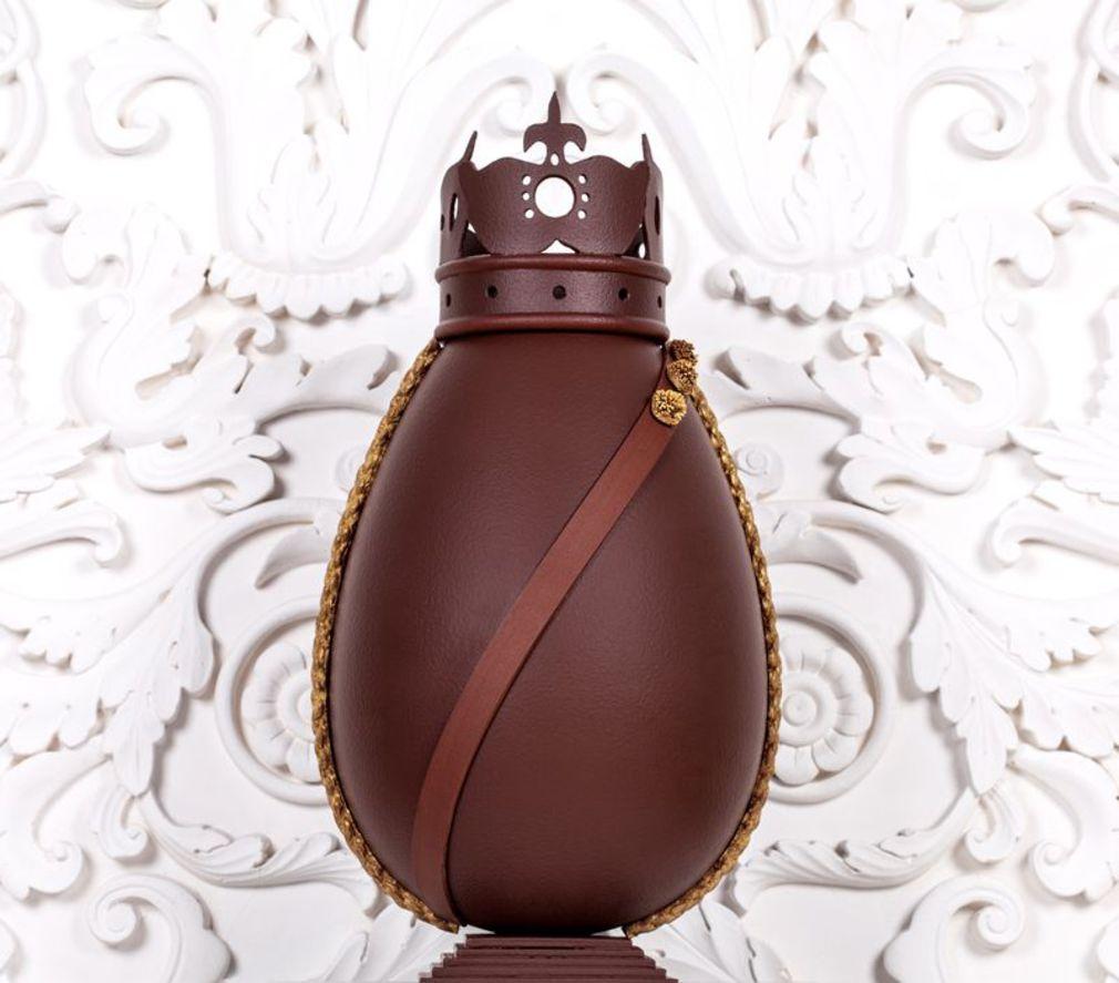Uovo di Pasqua artistico Ladurée