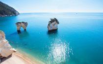 Le 15 spiagge più belle del Sud Italia