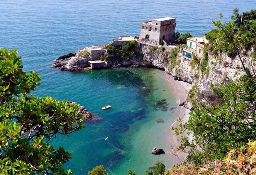 baia di Erchie costiera amalfitana spiagge più belle d'italia
