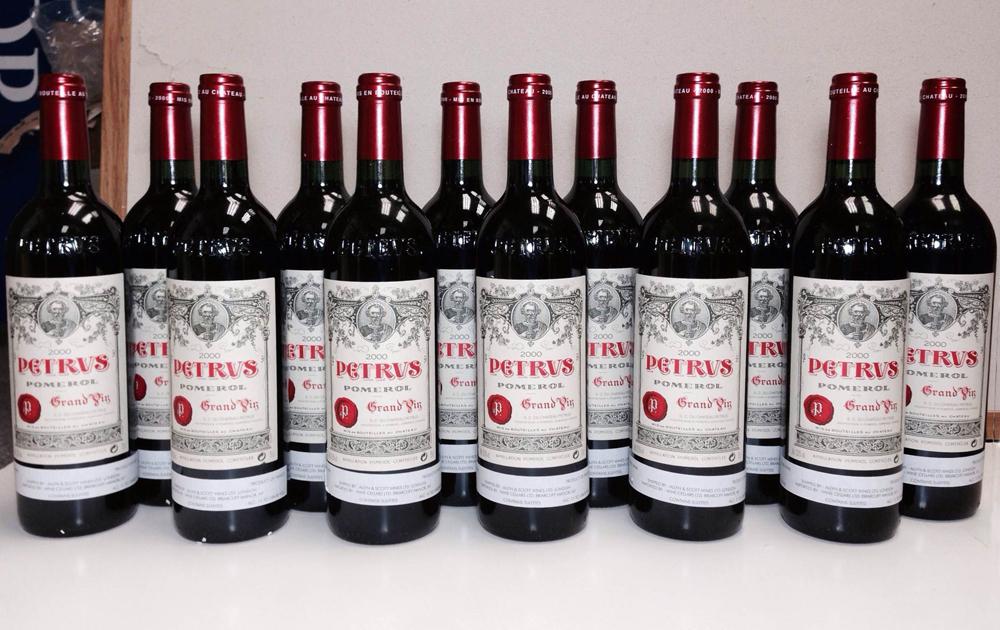 12Petrus bottles2