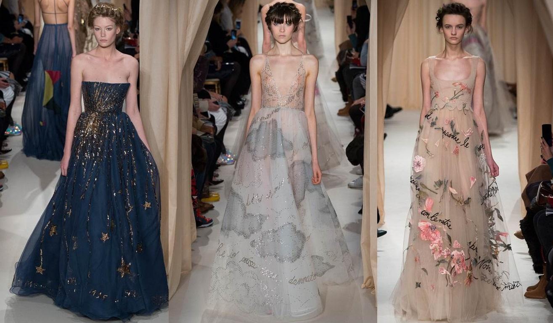 Abiti Valentino Couture Spring 2014