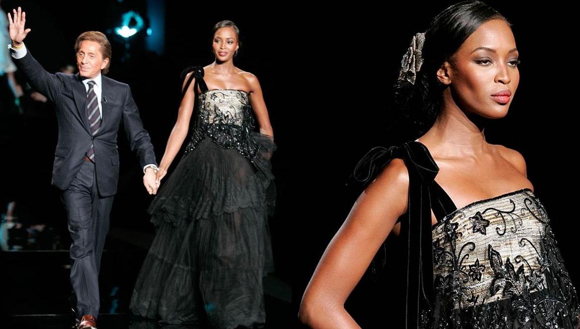 Abito Valentino Couture 2005