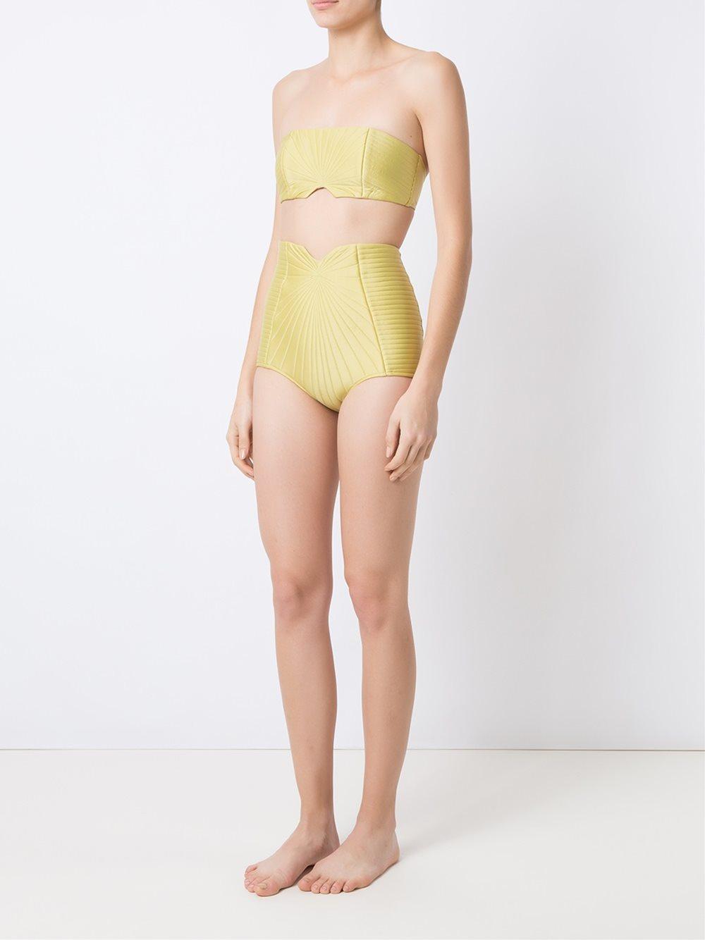 Bikini a vita alta Adriana Degreas