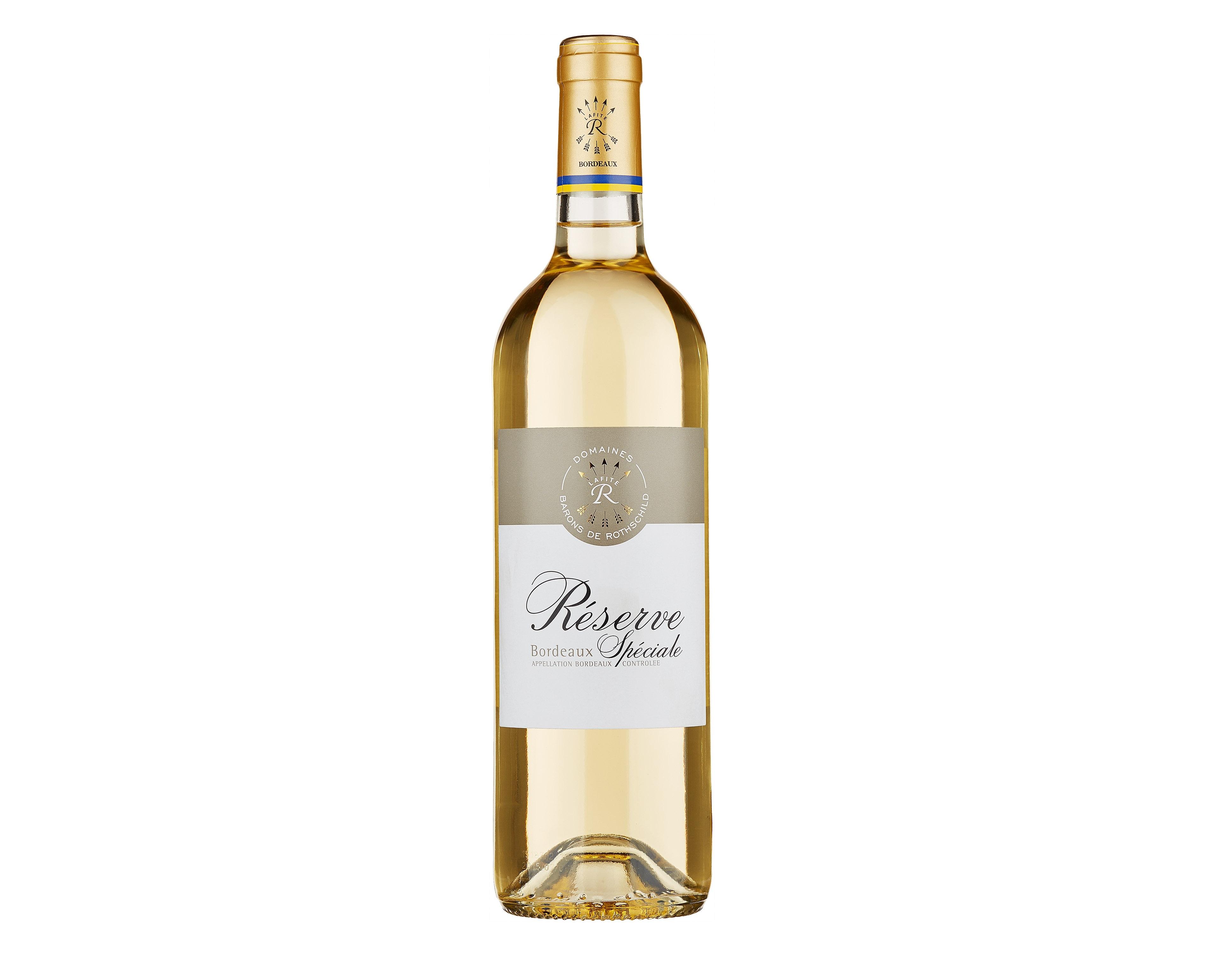 """Bordeaux Blanc """"Réserve Spéciale"""" 2015 Domaines Barons de Rothschild"""