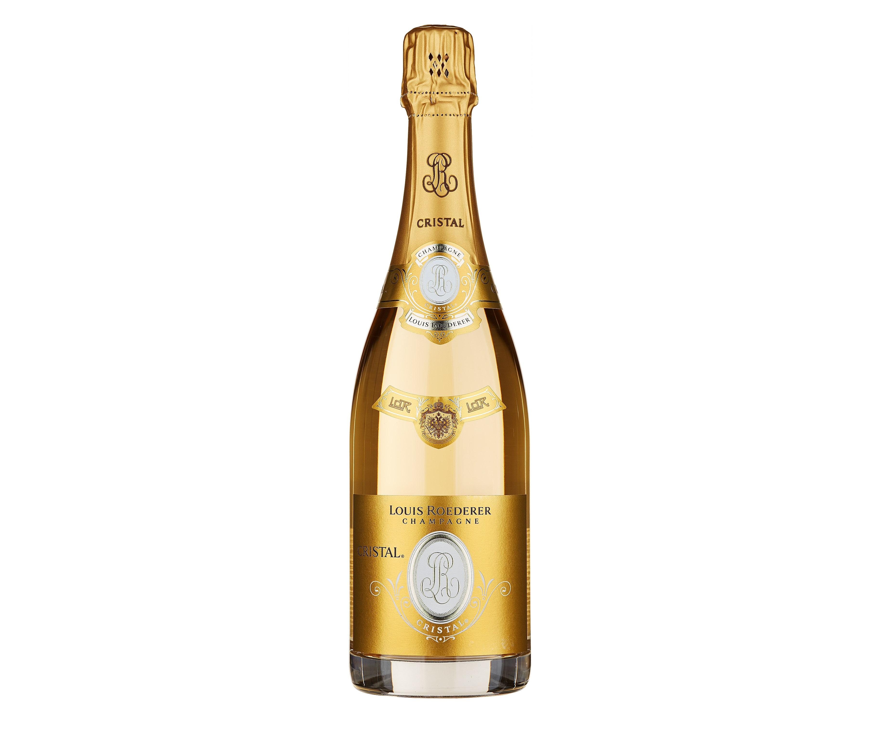 Champagne Cristal 2009 Louis Roederer champagne più costosi del mondo