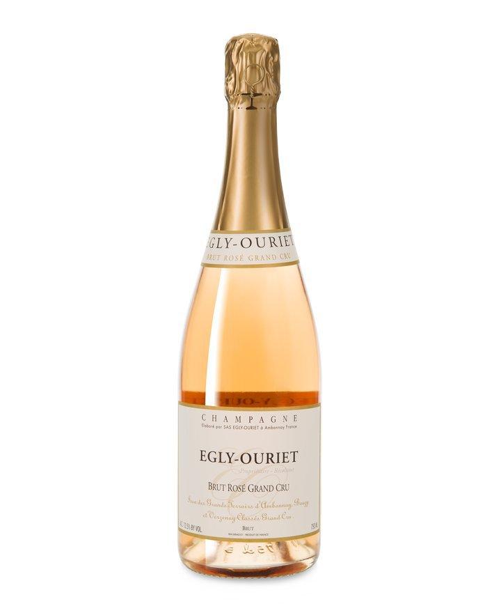 Champagne Egly Ouriet Rosè Grand Cru migliori bottiglie