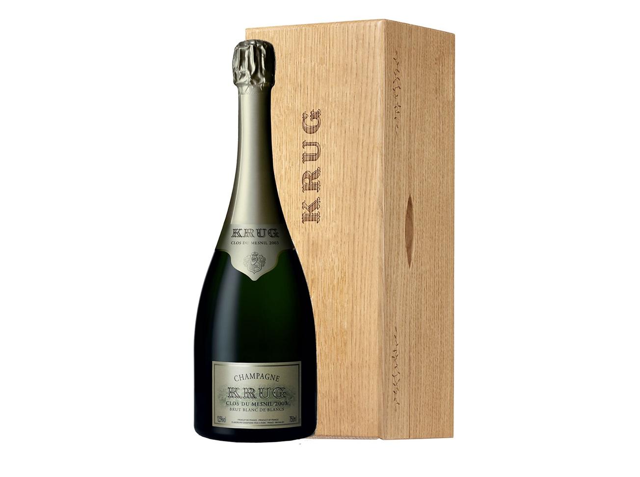 Champagne Krug Clos Du Mesnil Blanc de Blancs
