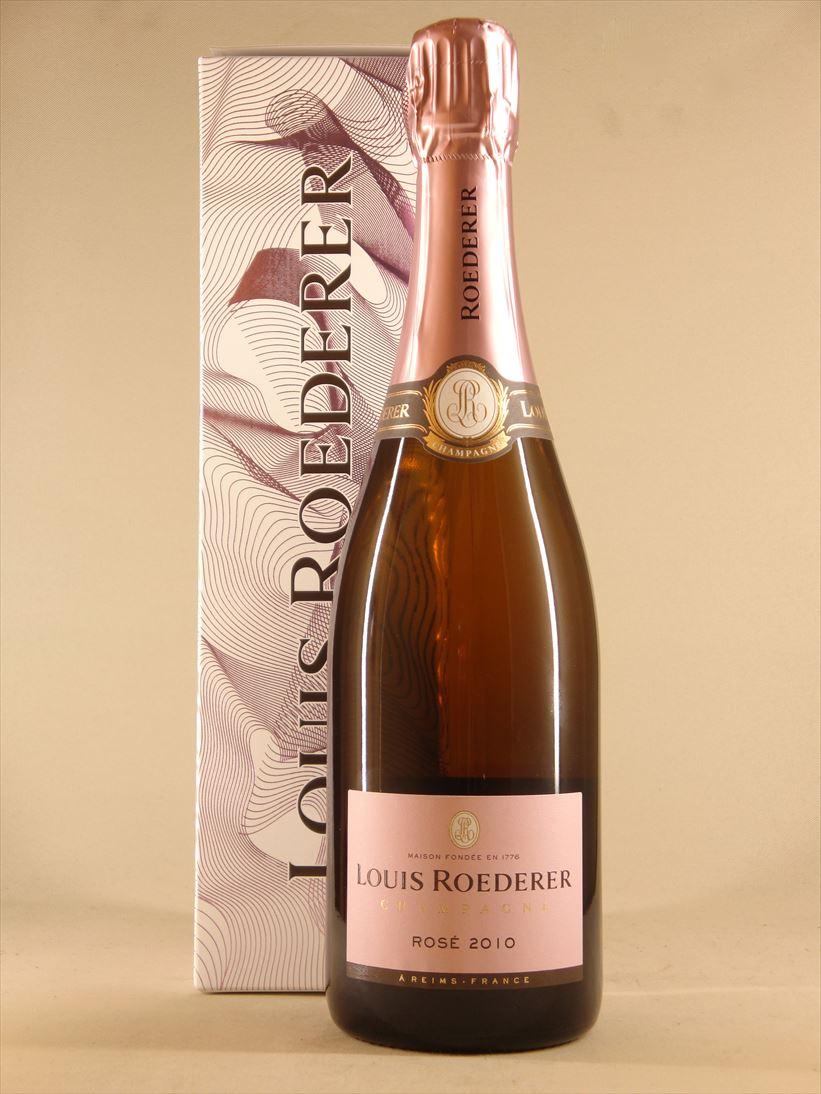 Champagne Louis Roederer rosè 2010 migliori bottiglie