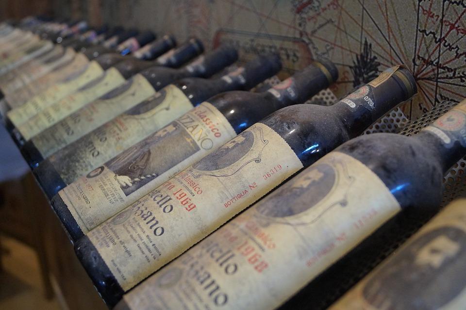 Come conservare il vino in cantina