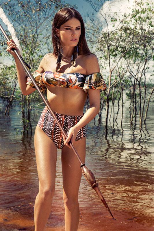 Costume a vita alta Agua De Coco
