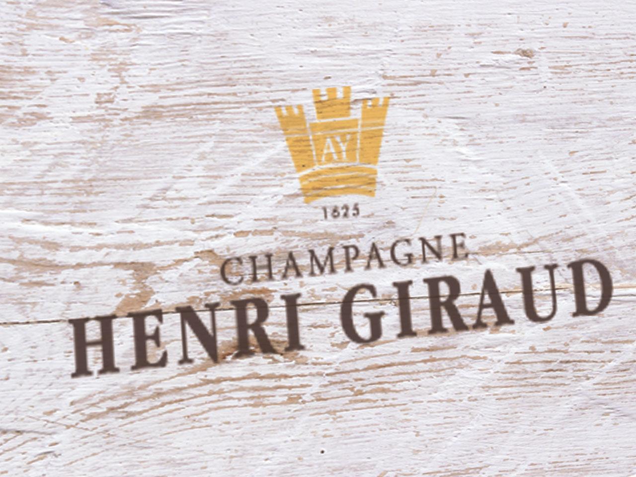 Coteaux Champenois Grand Cru d'Aÿ Blanc 2009 Henri Giraud