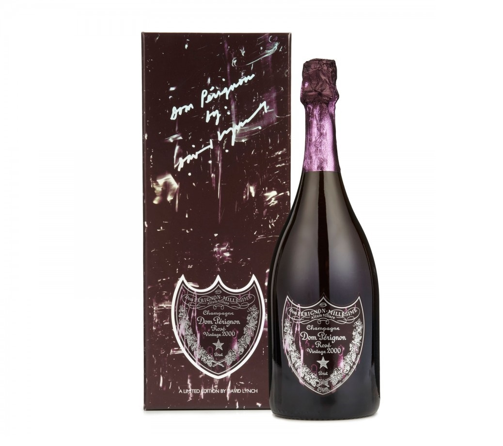 Dom Pérignon Rosé by David Lynch champagne più costosi del mondo