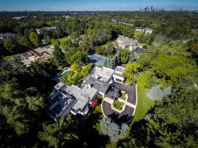 In vendita a Toronto una delle case appartenute a Prince