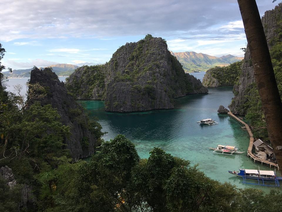 Palawan nelle Filippine