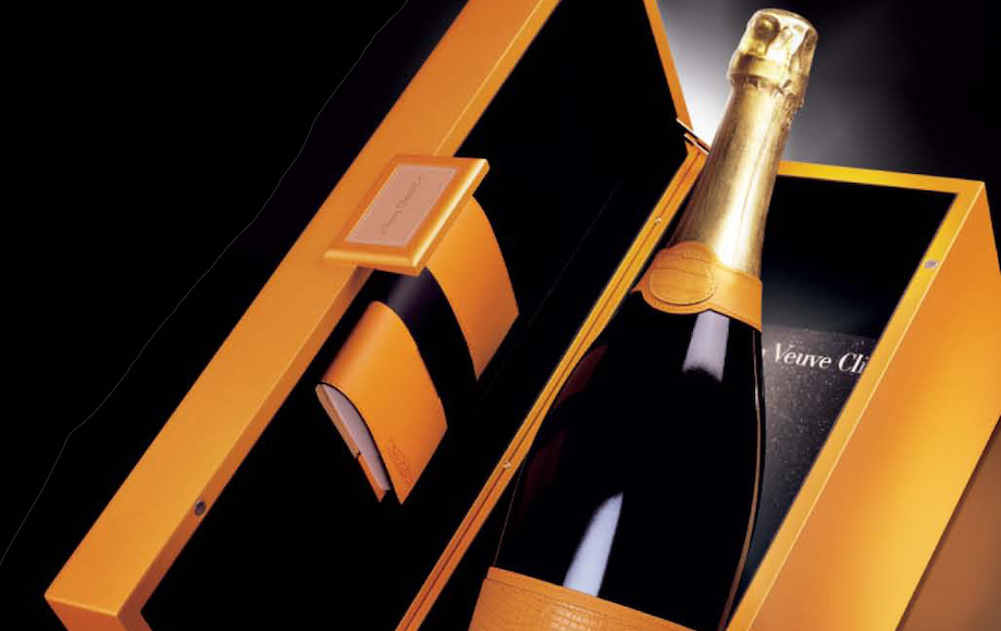 Veuve Clicquot Yellowboam Ostrich Limited champagne più costosi al mondo