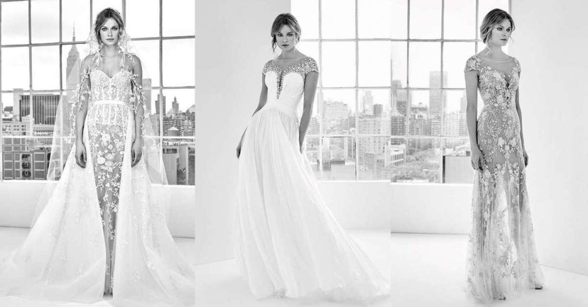 Zuhair Murad sposa  gli abiti per il 2018  FOTO  - My Luxury 503b7534e0d