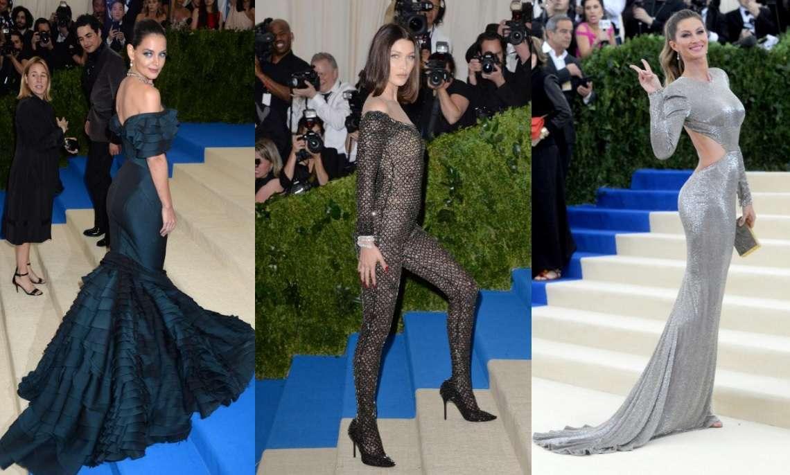 Met Gala 2017, abiti e gioielli delle star sul red carpet [FOTO]