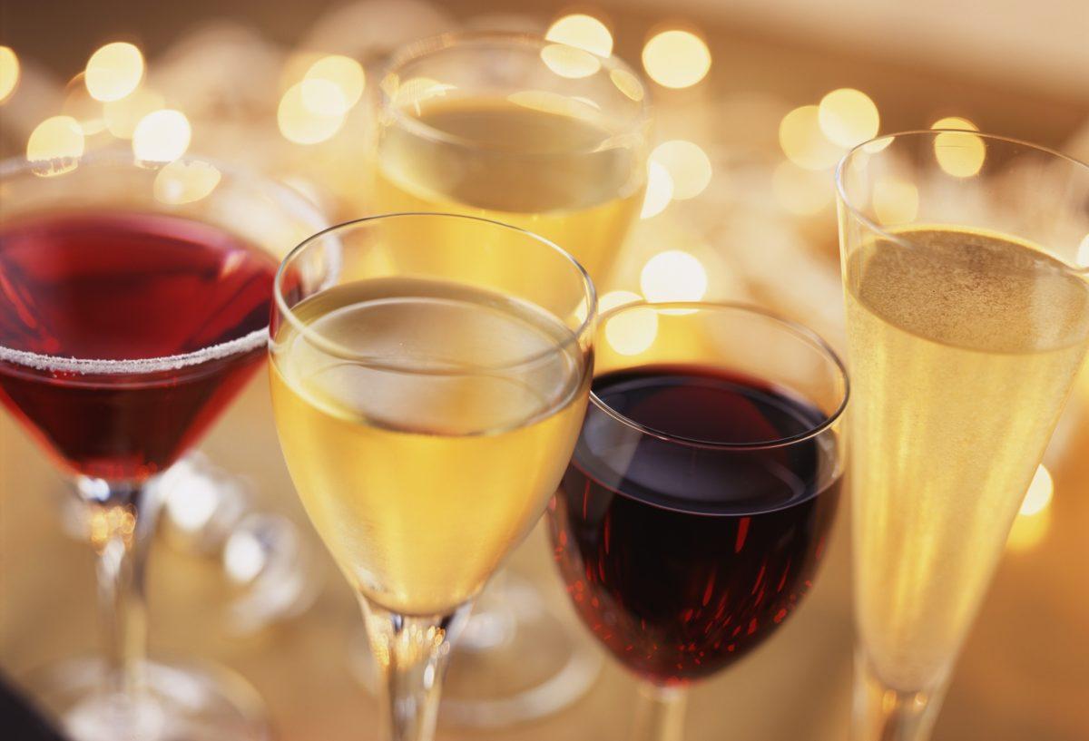 Calici Vino E Acqua come scegliere i bicchieri da vino - my luxury