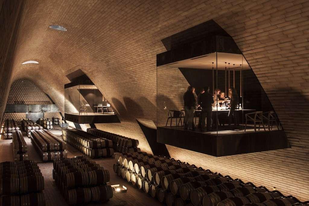 Le migliori cantine italiane, il lusso nel mondo del vino [FOTO]