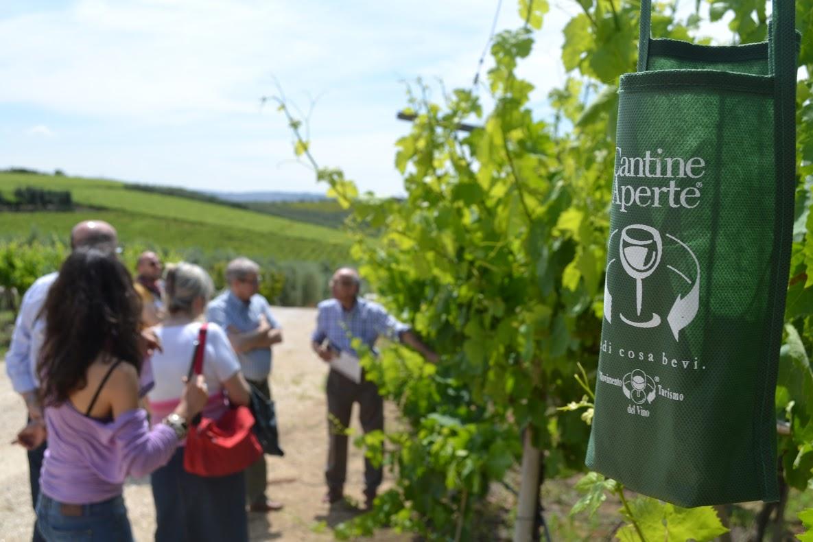 Cantine Aperte 2017: l'evento dedicato agli amanti del vino