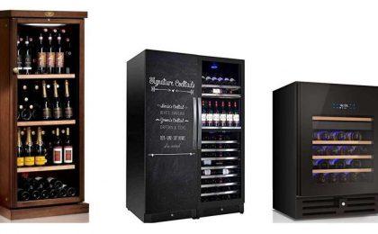 Cantinette frigo vino: le più belle [FOTO]