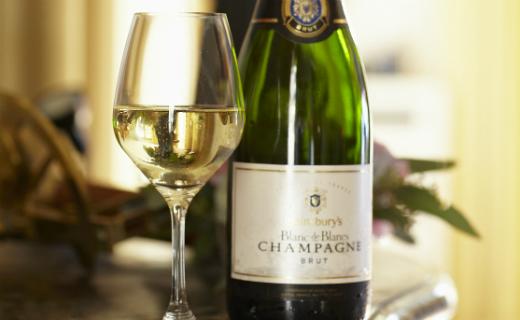 champagne blanc de blancs abbinamenti