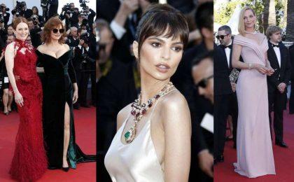 Festival di Cannes 2017: gli abiti e i gioielli da sogno sulla Croisette [FOTO]